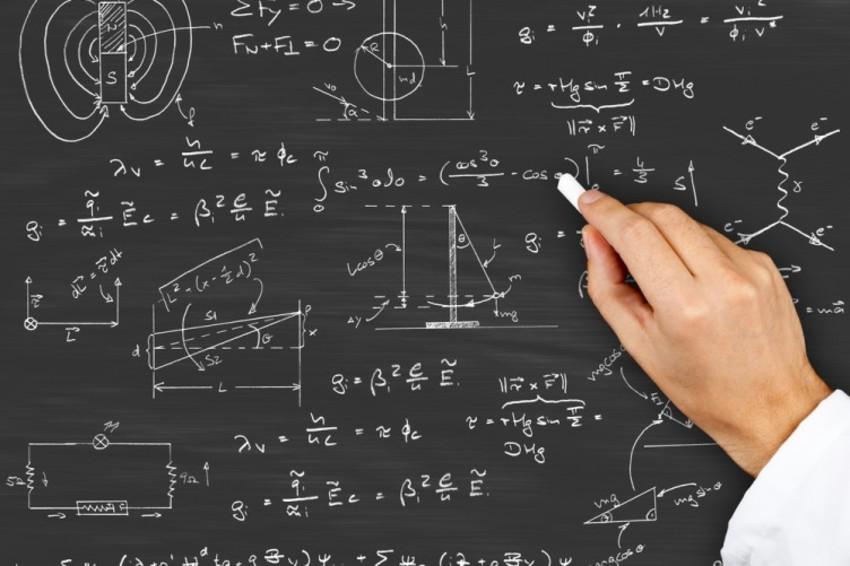 Физика математика в картинках